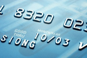 bigstockphoto credit card  254384 300x199 Poor Credit Credit Cards and You
