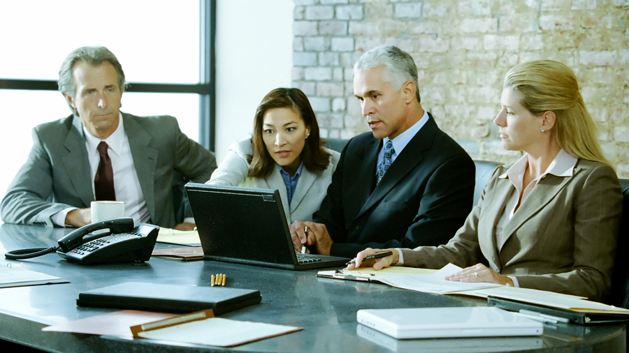 bigstockphoto Business Meeting 4563474 3 Methods for Easy Identity Theft Detection