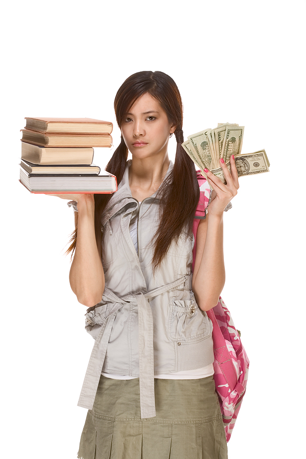 bigstock Cost Of Education Is Serious P 3317582 Can you file bankruptcy of student loans?